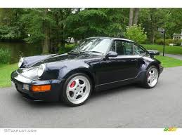 porsche 911 turbo 1994 1994 midnight blue metallic porsche 911 turbo 3 6 s 12262833