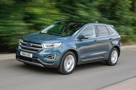 ford crossover black ford edge review 2017 autocar