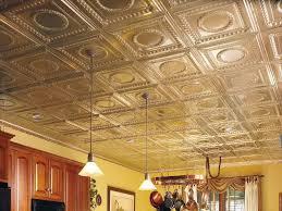 Ceiling Tile Light Fixtures Tin Ceiling Tiles Ideas Tin Ceiling Tiles Home Lighting