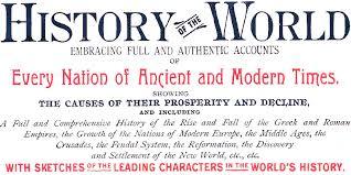world history student handouts