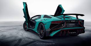 who made the lamborghini aventador the 2017 lambo aventador sv lp750 4 is out and it s bonkers