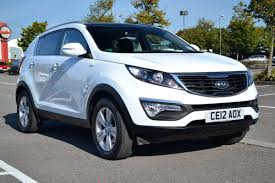 wessex garages used kia sportage kx 2 petrol manual newport