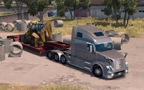 heavy duty volvo trucks volvo vnl 670 v1 4 by aradeth truck american truck simulator mod