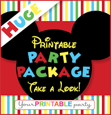 colors disney birthday invitations as well as free printable