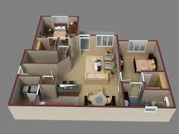 3d Floor Plans Software Architecture The Adorable And Interactive House Design With A