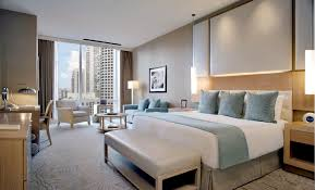 Gest Room by Downtown Chicago Suites Trump Chicago Spa Guestrooms Spa