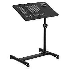 Swivel Computer Desk Flash Furniture Adjustable Swivel Computer Desk Bed Bath Beyond