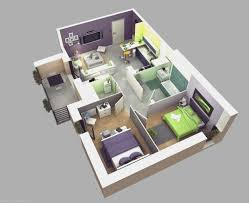 bedroom expansive 1 bedroom apartments 3d slate decor lamp