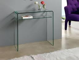 small glass console table amusing small glass console table 24 about remodel small home small