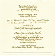 wedding invitation wording verses invitation ideas