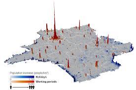 Dynamic Learning Maps Worldpop Case Studies