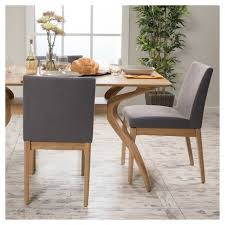 christopher knight home clearwater multi colored wood dining table kwame dining chair set of 2 christopher knight home target