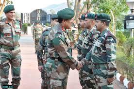 list of assam rifles director general assam rifles visits manipur 20170304