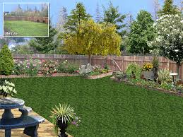 Landscaping Ideas For The Backyard by Landscaping Software Gallery