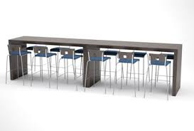 bar height conference table erg international tables conference parma tables tables