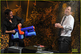 tom cruise water war with jimmy fallon photo 2778080 jimmy