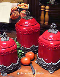 tuscan style kitchen canisters italian style kitchen canisters rapflava