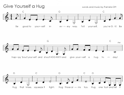 for special give yourself a hug
