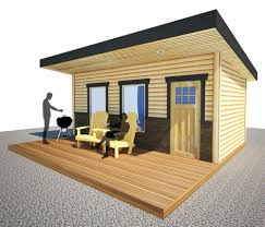 Prebuilt Tiny Homes by This Is Cottage Country U2014 Rouck Bros Log Homes