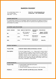 sle resume for freshers career objective 6 resume format for fresher teacher musicre sumed