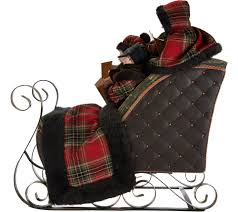 4 dickens carolers in sleigh by valerie page 1 qvc