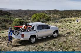 volkswagen amarok off road ausmotive com volkswagen amarok u2013 first official photos