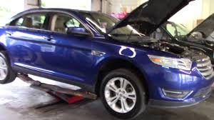 future ford taurus 2014 taurus no power steering youtube