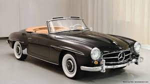 mercedes classic convertible 7 valuable classic mercedes benz mbworld