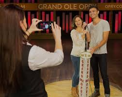 take a daytime tour of the grand ole opry house daytime tour