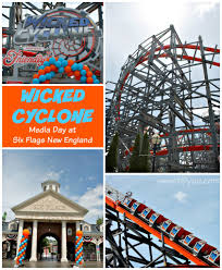 Six Flags New Jeresy Wicked Cyclone Will Blow You Away Sweet Lil You