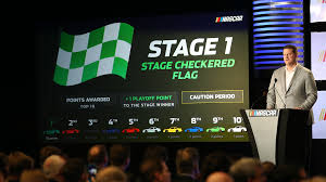 Flags In Nascar Nascar Is Choking On Its Constant Rule Changes