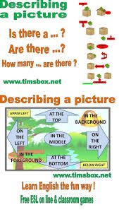 English Grammar Worksheets For Grade 2 18 Best Describing Pictures Images On Pinterest Language
