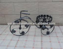 china fujian wholesale handicraft metal plant holder flower pot