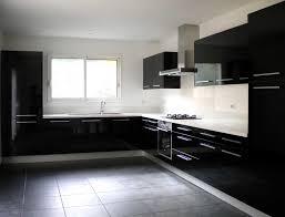 moins chere cuisine cuisine blanc laqué pas cher cuisine blanc laque et plan de travail