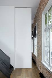 architecture interior refurbished home in amsterdam by witteveen