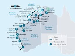 Mia Airport Map Kimberley Cruising Kimberley Boat Cruises Kimberley Travel