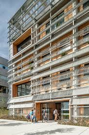 Building Designs Research Center Icta Icp Uab H Arquitectes Dataae