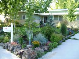 Backyard Simple Landscaping Ideas Simple Landscaping Ideas For Side Of House U2014 Smith Design Simple