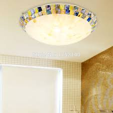 shell ceiling light aliexpress buy creative mediterranean ceiling lights