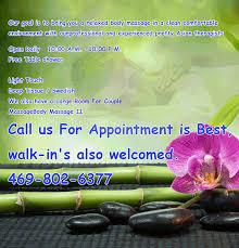 Rub Maps Dallas by G Health Center G Health Center Dallas Therapeutic Massage