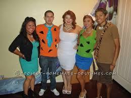 flintstones costumes cool diy flintstones family costume