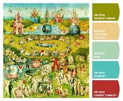 166 best color palettes images on pinterest paint colors color