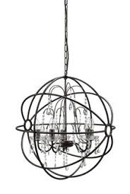 Metal Chandelier Lighting Living And Home Décor