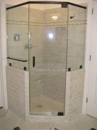 steel frame glass doors square bathtub design beside shower glass shower door cost sleek