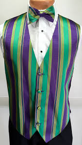 mardi gras vest mardi gras brick vest and bow tie retail s tuxedo
