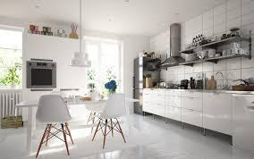 kitchen eat in kitchen features white kitchen cabinet with subway