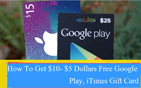 play gift card 5 how to get 10 5 dollars free play itunes gift card