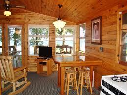 leech lake resorts cabin rental adventure north resort