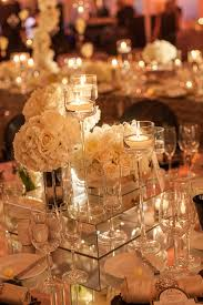 candle centerpieces for wedding floating candle and flower centerpieces for weddings captivating