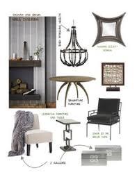 gray and brown home design inspiration board interior design